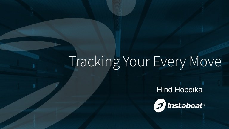 Closing keynote: Tracking every move